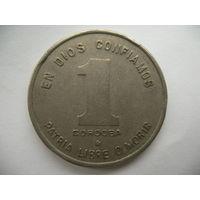 1 кордоба 1980 Никарагуа
