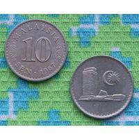 Малайзия 10 центов. Инвестируй в коллекционирование!