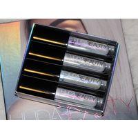 Набор миниблесков Huda Beauty Winter Soltice Collection Lip Strobe Minis