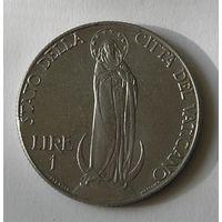 Ватикан, 1 Лира 1940 (101)