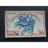 Сенегал 1963г.
