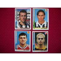 Наклейки евро футбол 1998-99. Цена за одну наклейку.