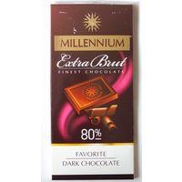 Обёртка от шоколада - Millennium Extra Brut