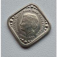 Нидерланды 5 центов, 1979 Королева Юлиана 4-10-18