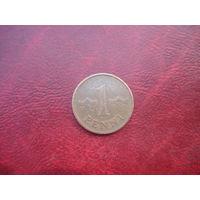 1 пенни 1969 год Финляндия