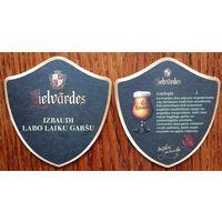 Подставка под пиво Lielvardes /Латвия/ No 4