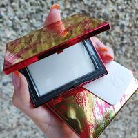 Прозрачная компактная фиксирующая пудра для лица Nars Light Reflecting Setting Powder Pressed 10 gr (лимитка)