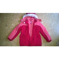 Куртка зимняя для девочки Gloria jeans, рост 130