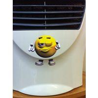Наклейка 3D на холодильник, автомобиль, дверь, окно и прочее