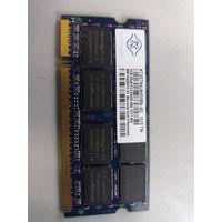 Оперативная память для ноутбука SO-DIMM DDR2 2Gb Nanya PC-6400 NT2GT64U8HD0BN-AD (907291)