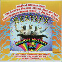The Beatles, Magical Mystery Tour, LP + BOOKLET 1967