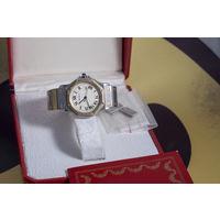 Часы Cartier женские, мануфактурный механизм, автомат
