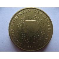 Нидерланды 50 евроцентов 1999г.