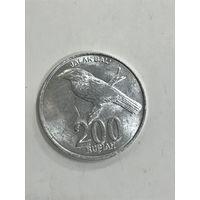 200 рупий, 2003 г., Индонезия