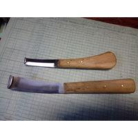 Инструмент конюха, кузнеца. Ножи для подрезания и чистки конских копыт.