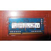 Оперативная память Hynix 2GB DDR3 SO-DIMM PC4-12800 [HMT425S6CFR6A-PB]