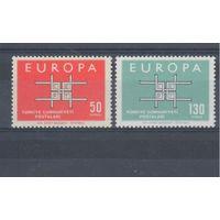 [506] Турция 1963.Европа.EUROPA.