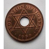 Нигерия 1 пенни, 1959 3-1-15