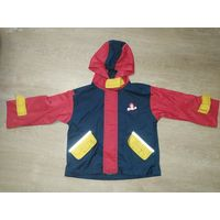 Как новая куртка ветровка дождевик на рост 92-98