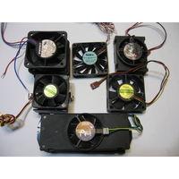 М/г кулера от различных устройств (10 разновидностей)