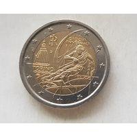 2 евро 2006 Италия  Годовщина европейской конституции