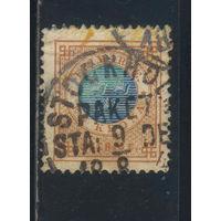 Швеция 1878 Крона Стандарт #27
