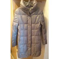 Легкое пуховое пальто