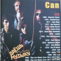 MP3: Can. Discography (2xCD)
