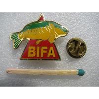 Знак. BIFA. Премия британского независимого кино. (тяжёлый, цанга)