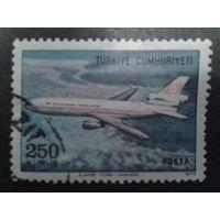 Турция 1973 самолет
