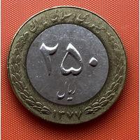 108-06 Иран, 250 риалов 1998 г.