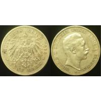 5 марок 1899 г Пруссия