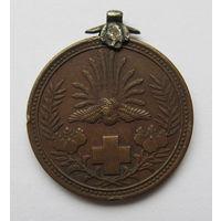 Медаль Красного Креста в память Русско-Японской войны 1904-1905, Япония. Цена снижена! Недорого!