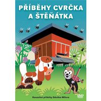 Про щеночка и сверчка / Pribehy cvrcka a stenatka (Чехословакия, 1978) режиссер Зденек Миллер