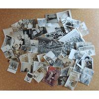 Фото бытовое с фотоальбомом, 1970-80-е гг.