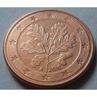 5 евроцентов, Германия 2009 А