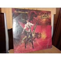 OZZY OSBOURNE - The Ultimate Sin  LP-1986г.