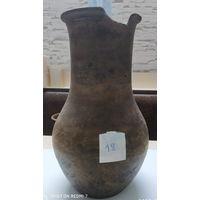 Жбан глиняный 18