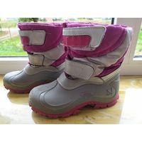 Зимняя (демисезонная) обувь р.32