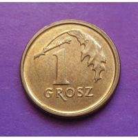 1 грош 2014 (NEW) Польша #02