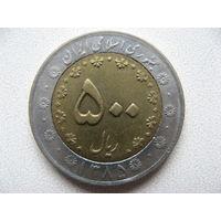 Иран 500 риалов 2006 г.