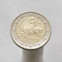 Греция 2 евро 2002