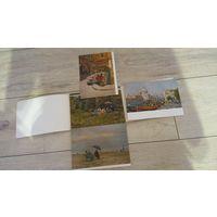 Кукрыниксы.Пейзажи(24 открытки).