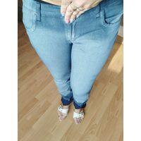 Серые крутые джинсы р.46-44