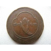 Непал 5 пайс 1954 г.