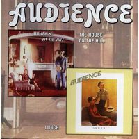 Audience - The House On The Hill (1971) / Lunch (1972) (2 в 1 Audio CD)