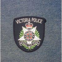 Шеврон Victoria police, Австралия