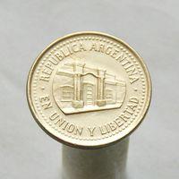Аргентина 50 центавос 1992