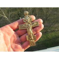 Старинный нательный Крест. С 1 рубля.