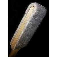 Щётка для чистки сковородок и тп. Щетина металл.